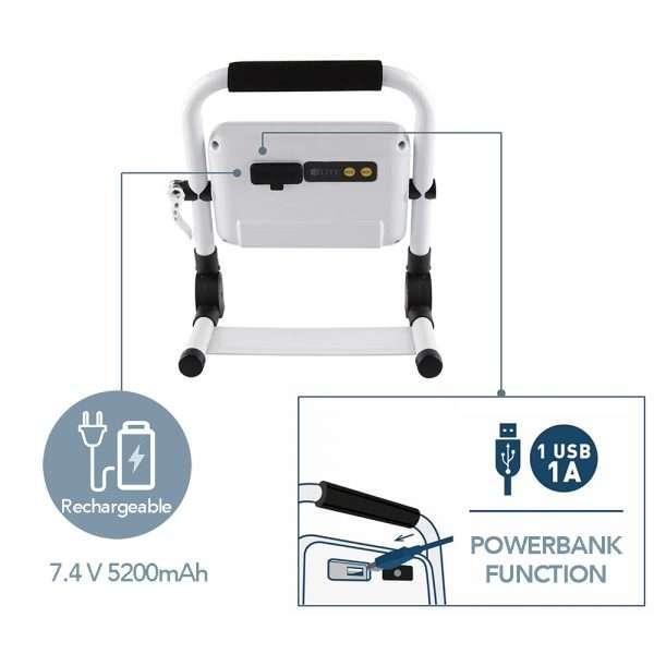 Funzione Power Bank
