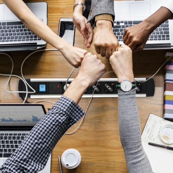Multiprese ALU Line per Coworking